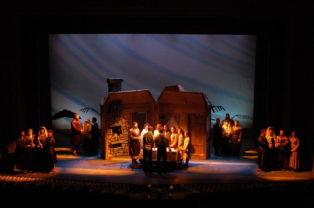 Fiddler On The Roof Lighting Designer Jeff Davis
