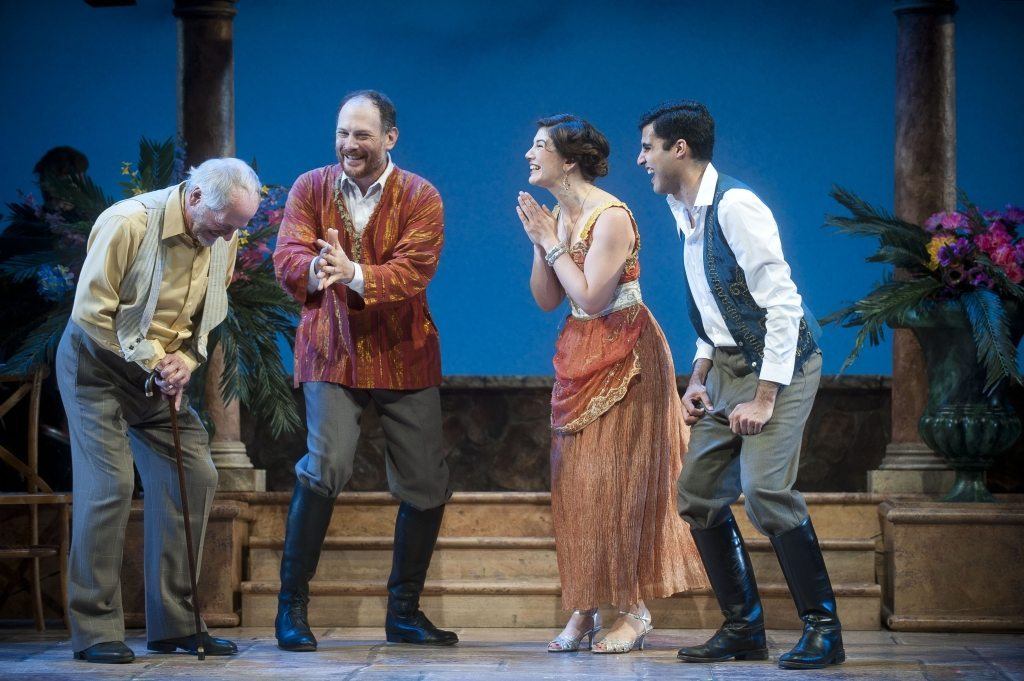 Barrington Stage Company - Much Ado About Nothing